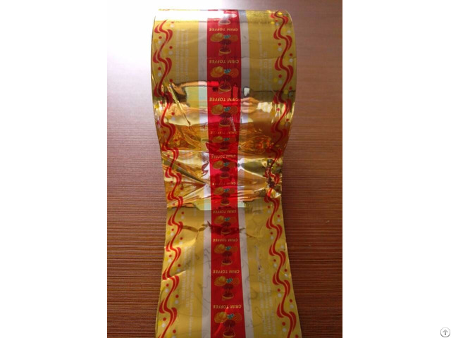 Twist Wrap Film In Roll