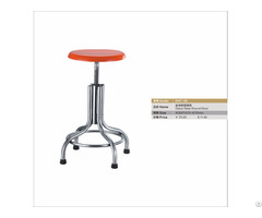 Glass Steel Round Stool