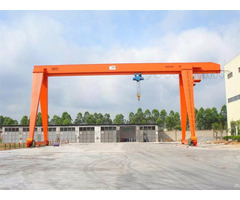 Single Girder Gantry Crane 5 10 20 30 Ton