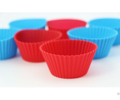 Silicone Cake Mold Baking Cups