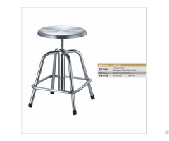 Revolving Stainless Steel Shop Stool Factory Chair Production Line