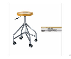 Stainless Steel Shop Stool