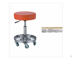 Stainless Steel Beauty Salon Chair