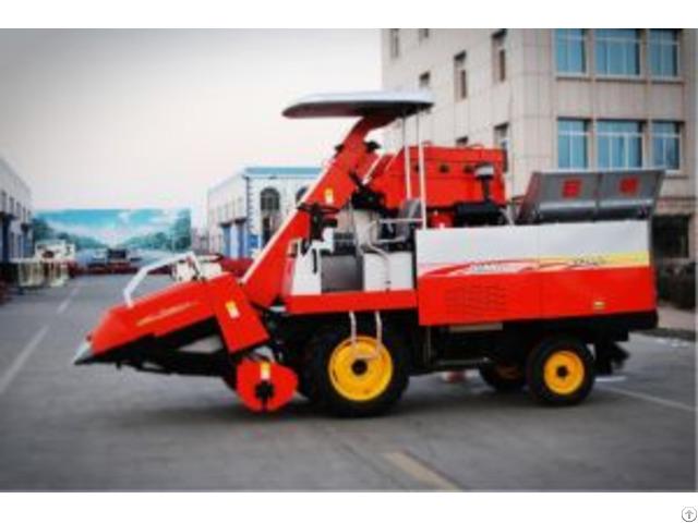 4yzp 2 Type Corn Combine Harvester