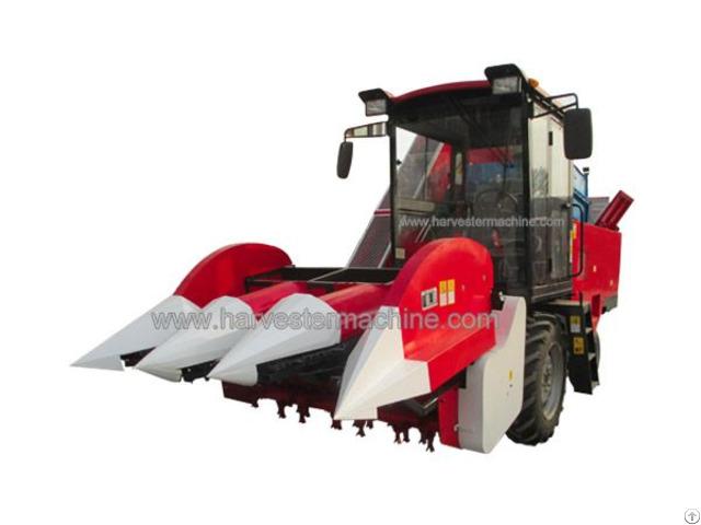4yz 3b Corn Combine Harvester
