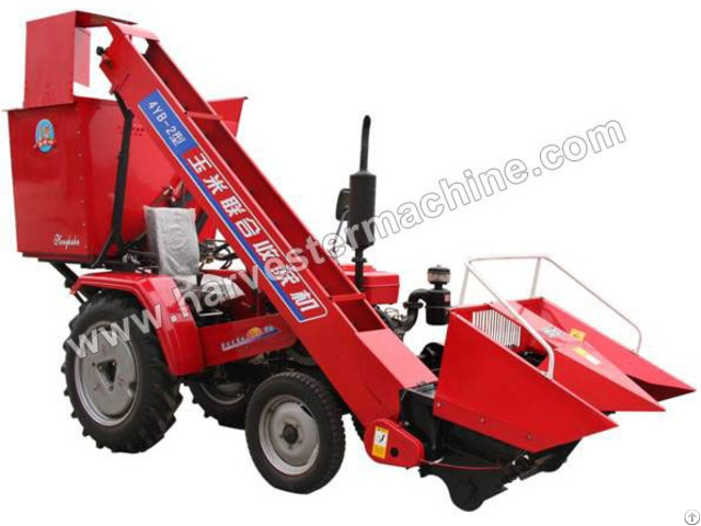 4yb 2 Corn Combine Harvester