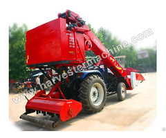 4yb 3 Corn Combine Harvester