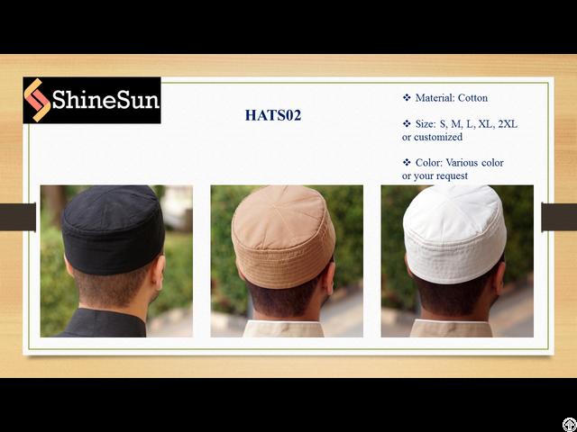 Muslim Cotton Hats