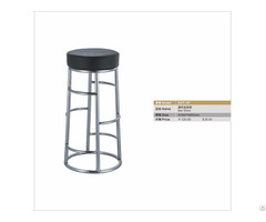 High Density Foam Bar Stool Stainless Steel