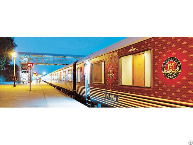 The Maharaja Express Luxury Train