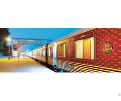 The Maharaja Express Luxury Train