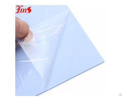 Electric Heating Cooling Thermal Conductive Insulation Silicone Rubber Pad