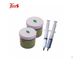 High Temperature Silicone Rubber Electrically Conductive Thermal Grease