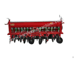 Double Disc Wheat Seeder