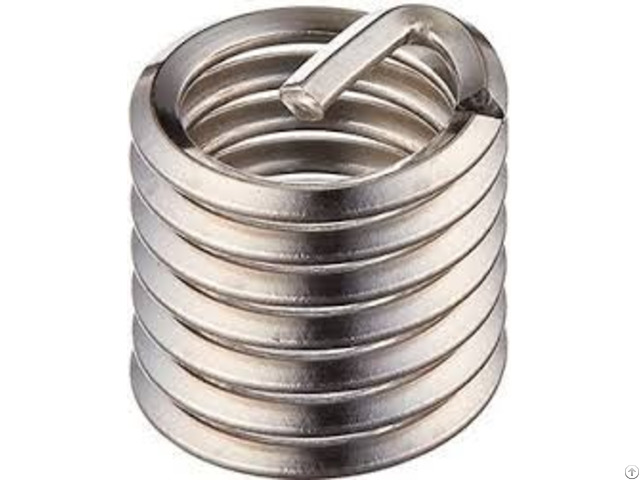 Recoil Wire Thread Inserts