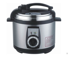 Model#qj403a New Style Commercial Electric Pressure Cooker With Stir Fry Function