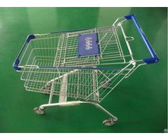 Wire Basket Carts