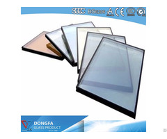 Insulated Tempered Glass