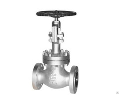 Ansi Cast Steel Bolt Jointed Bonnet Flanged Globe Valves