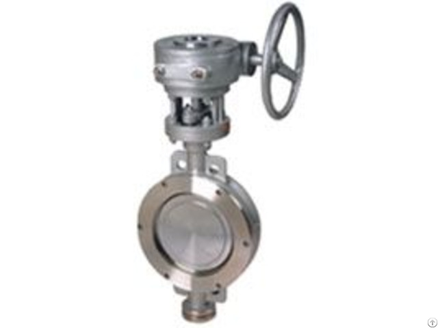Hard Seal Butterfly Valves