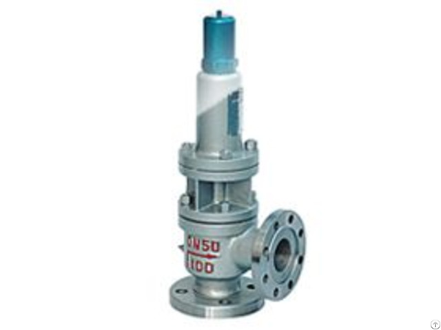 Full Open Safety Valves