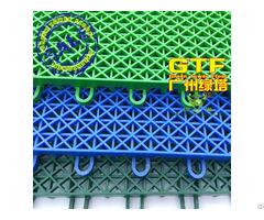 Plastic Interlocking Tiles For Outdoor Sports