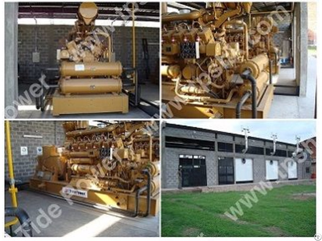 Jdec Gas Engine China