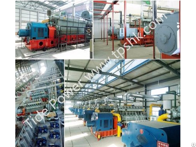 Syngas Generator Set