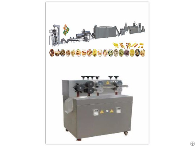 Automatic Corn Puff Snack Production Line