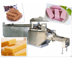 Popular Hot Sell Wafer Making Machine