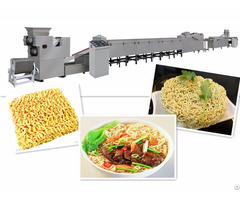 Wide Market Instant Noodle Production Line