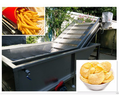 Low Price Potato Chips Making Machine