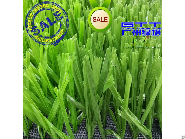 Netting Shaped Football Artificial Turf