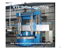 Qiqihar Vertical Boring Mill Lathe
