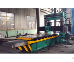 Cnc Plano Miller Machine For Sale