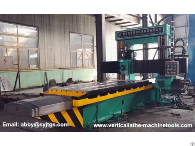 Manual Horizontal Boring Mill For Sale
