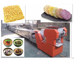 Popular Sell Instant Noodle Making Machine
