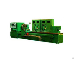 Heavy Duty Cnc Roll Turning Lathe Machines Ck84160