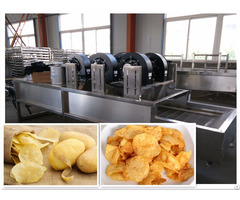 Popular Sell Potato Chips Making Machine