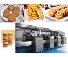Popular Sell Biscuit Making Machine