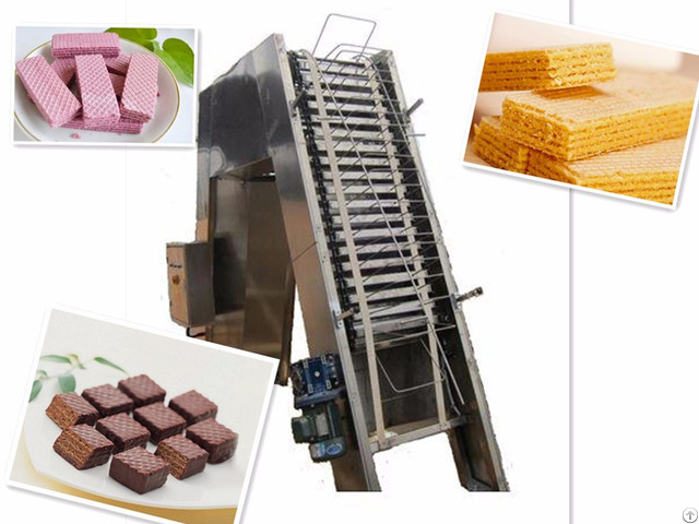 Popular Sell Wafer Making Machine