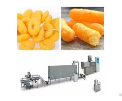Popular Corn Filling Puffed Snack Making Machine