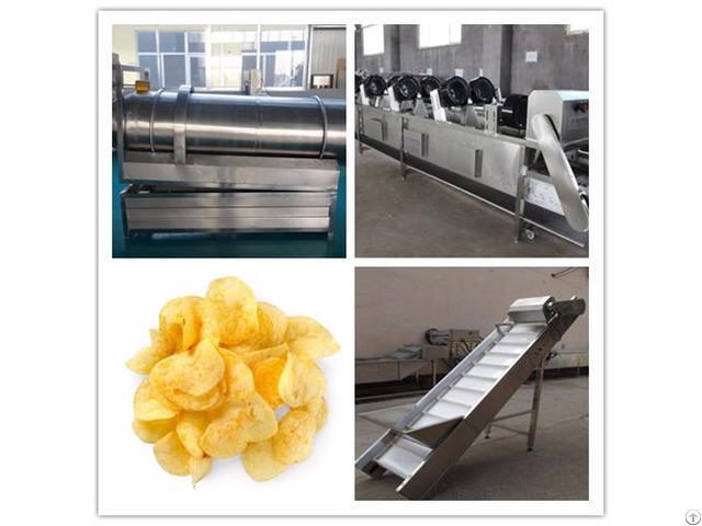 Popular Cheap Potato Chips Production Line