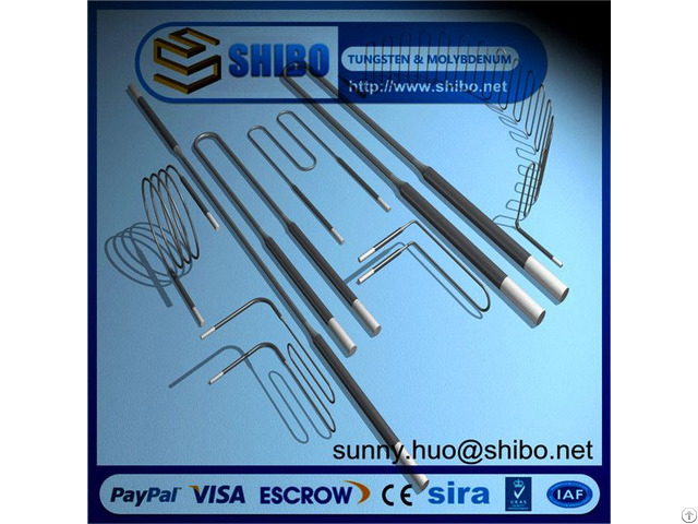 Mosi2 Molybdenum Disilicide Heating Element