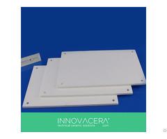 Light Weight High Temperature Ceramic Plate Innovacera