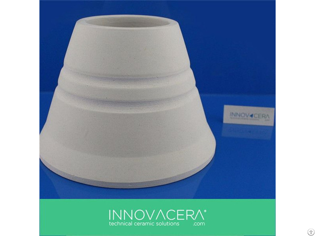 Good Permeability High Temperature Ceramic Innovacera