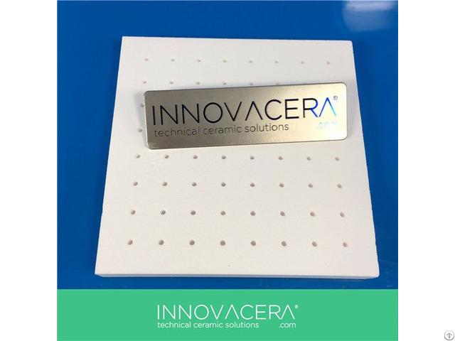 High Temperature Ceramic Plate For Mim Sintering Innovacera