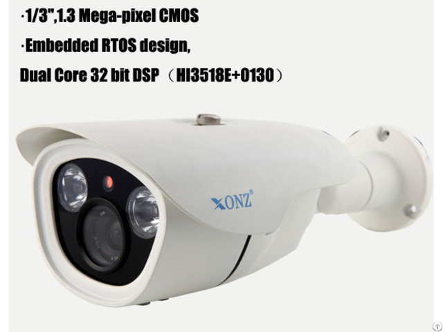 Good Waterproof Outdoor Use Wifi 1 3 Mp Ip Cctv Camera