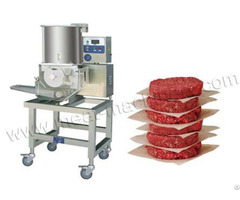 Automatic Meat Patty Machine