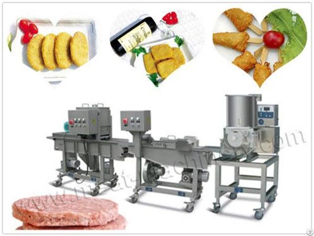 Burger Patty Production Line